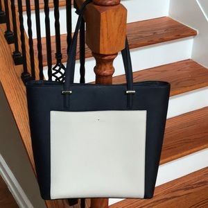 ♠️ Kate Spade tote/purse ♠️ like new!